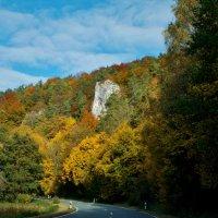 По  дорогам  золотого  октября,по Франконской  Швейцарии :: backareva.irina Бакарева