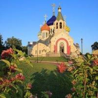Храм Игоря Черниговского,Переделкино :: ninell nikitina