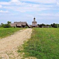 Музей народной архитектуры и быта в деревне Озерцо :: Евгений