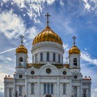 Москва. Храм Христа Спасителя :: Николай Николенко