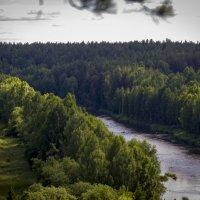 Река Чусовая :: Александр Гладких