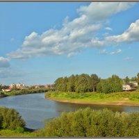 Поворот реки. :: Vadim WadimS67