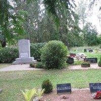 Кладбище в Эстонии :: Владислав Плюснин