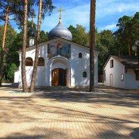 Храм Священномученика Владимира. :: Александр Романов