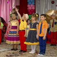 Стиляги - выпускной бал в детском саду :: Дмитрий Конев