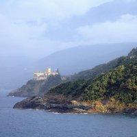 Монастырь Ставроникита, Греция :: ZNatasha -