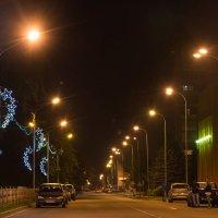 Ночной город интереснее, меньше видно трущоб :: Alexander Royvels