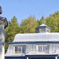 Первый памятник Марине Цветаевой :: Nina Karyuk