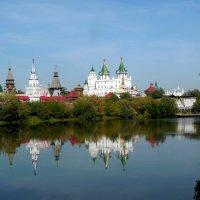 Измайловский кремль :: Надежда