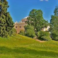 Там на холме... :: Sergey Gordoff