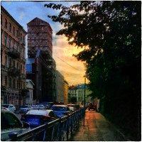 My magic Petersburg_03127_Ковенский переулок :: Станислав Лебединский