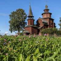 Дубовая церковь Иоанна Богослова на Ишне :: Георгий