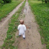 Старшая сестра в школу пошла . :: Святец Вячеслав