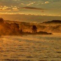 утро туманное... :: Alexandr Staroverov