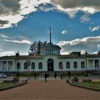 Дорога домой... :: Sergey Gordoff
