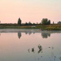 На утренней рыбалке :: Александр Тулупов