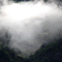 путь в облаке :: Светлана Попова