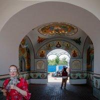 На выходе из Храмового Комплекса :: Валерий Гудков