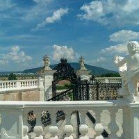 На территории замка в Нижней Австрии :: Игорь Сикорский