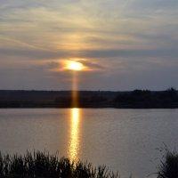 И еще один чудесный закат :: Сергей F