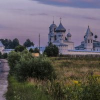 вечерний Никитский монастырь :: Георгий