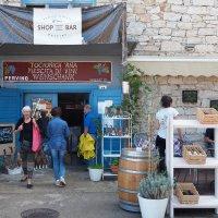 Семейный винный магазин-бар. Хорватия. :: Николай Ярёменко