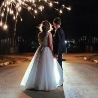 Свадьба салют :: Наталья
