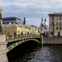 Пантелеевский мост :: Александр