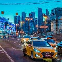 Москва. Вид на Сити. :: Игорь Герман