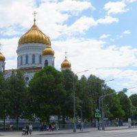 Главный храм России :: Natalia Harries