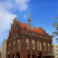 Старая ратуша :: Сергей Карачин