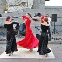 Фламенко в Питере. :: Евгений Яхим