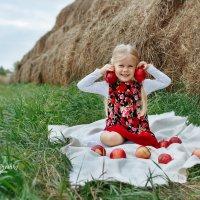 Любимая девочка :: Светлана Орешко