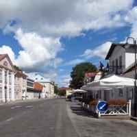 Прогулка по улочкам Ку́рессааре :: veera (veerra)