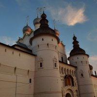 Башни Ростовского Кремля :: Olcen Len