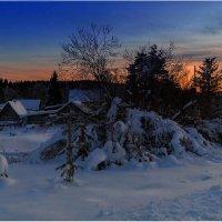 Забытый хуторок :: Владимир Чикота