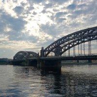 мост Петра Великого :: Елена