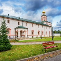 Богоявленская церковь :: Юлия Батурина