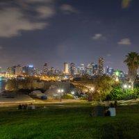 Ночной Тель-Авив :: Владимир Демчишин