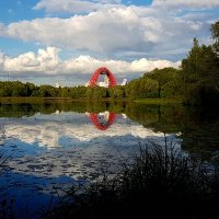 Мир удивителен: буквы вокруг нас... :: Ольга Русанова (olg-rusanowa2010)