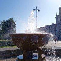 фонтан у парка Победы :: Елена