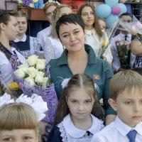 Первый учитель :: Леонид Железнов
