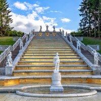 Каскад «Золотая гора» (Марлинский или малый каскад) :: Сергей В. Комаров