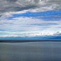 Небо над Байкалом :: Анатолий Цыганок