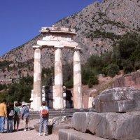 Святилище Аполлона, Дельфы, Греция :: Генрих
