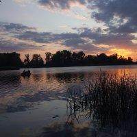 Закат 6 сентября :: Александр Алексеев