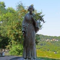 Памятник Марине Цветаевой в Тарусе. :: ИРЭН@ .
