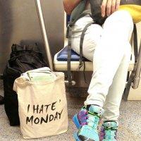 Ненавижу понедельник! :: Григорий Кучушев