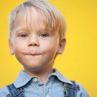 Детский портрет :: Елена Блинцова