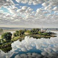 Где встечаются небо с землёй :: alecs tyalin